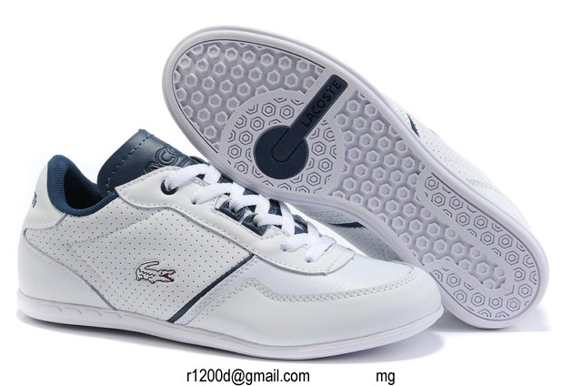 Lacoste chaussure Pas Grande Taille Cher Chaussures RH1xnq1