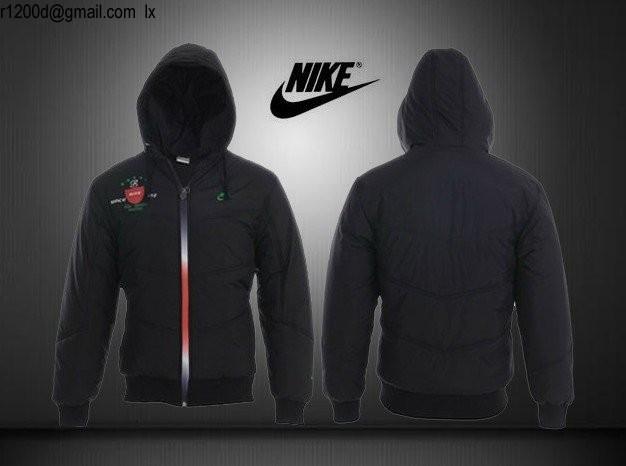 Chine Nike Doudoune doudoune Homme Capuche blouson BrQdoxeCW